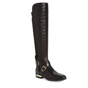 Vince Camuto || Patira Quilted Over the Knee Boots